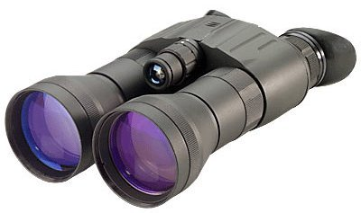 Night Optics D-221B-HP Gen 2+ HP Dual Tube Night Vision Binocular