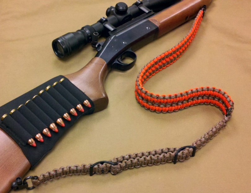 18 different paracord projects which useful in survival