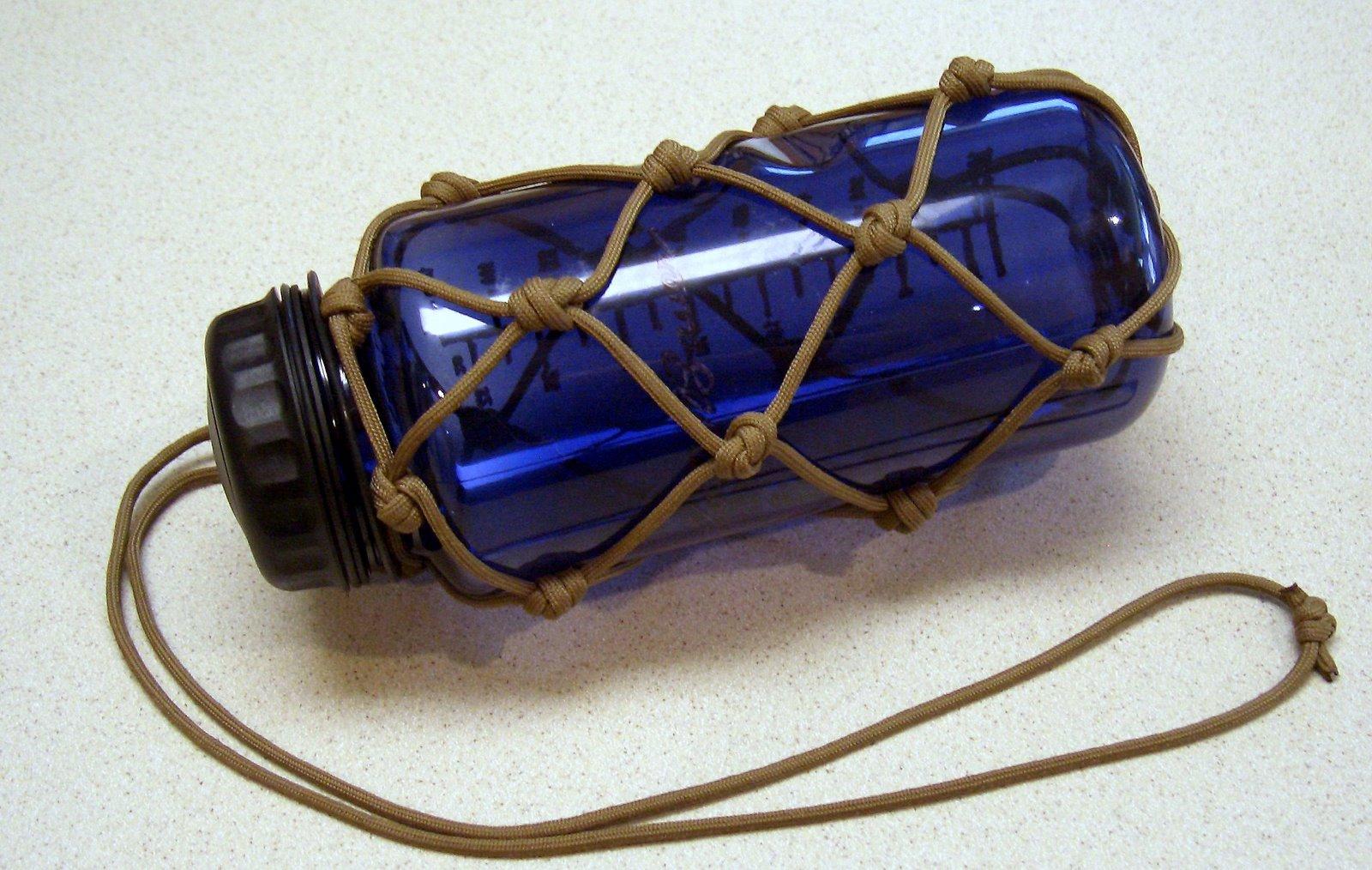 Paracord Watter Bottle Net