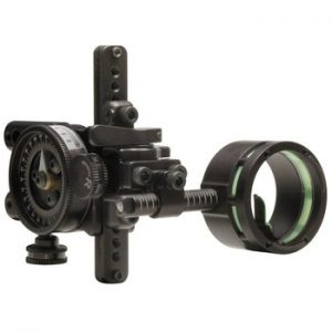 single pin bow sight for 100 yards