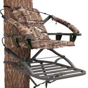 lightweight climbing tree stands