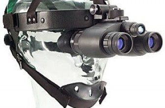 Different Night Vision Generations Goggles