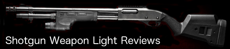 Best Shotgun Tactical Light