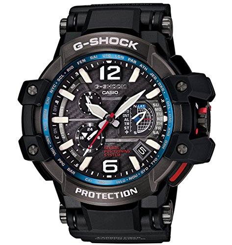 Casio G-SHock Gravity Master Series GPS GPW1000-1A
