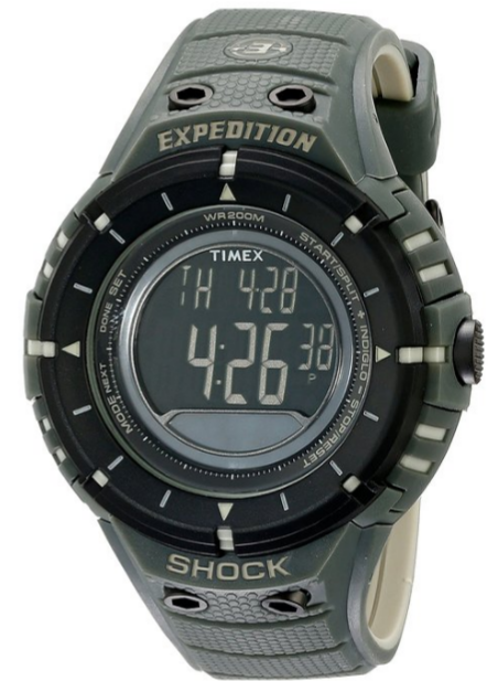 Timex Men's Expedition Trail Series military tactical watches