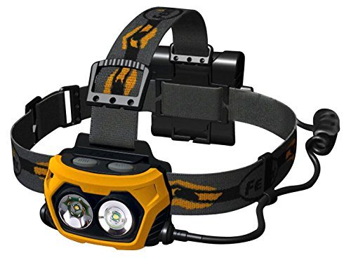 Fenix running headlamp