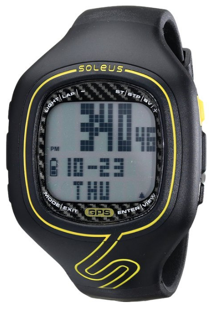 watch with gps system