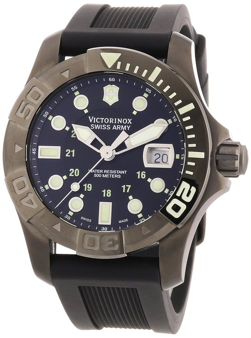 Victorinox Swiss Army 241426 Dive Master 500 Watch
