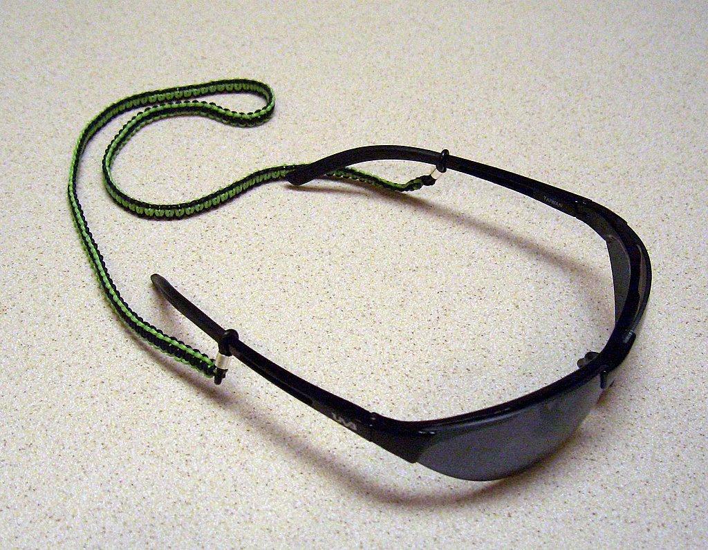 Paracord Eyeglass Lanyard