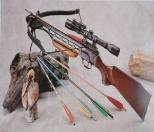 vertical crossbow