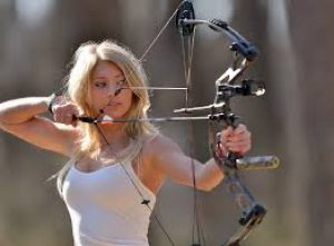 FEMALES IN ARCHERY