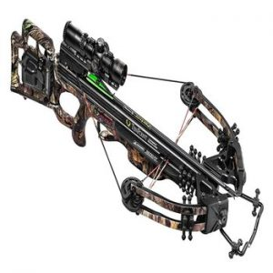 recruit recurve crossbow