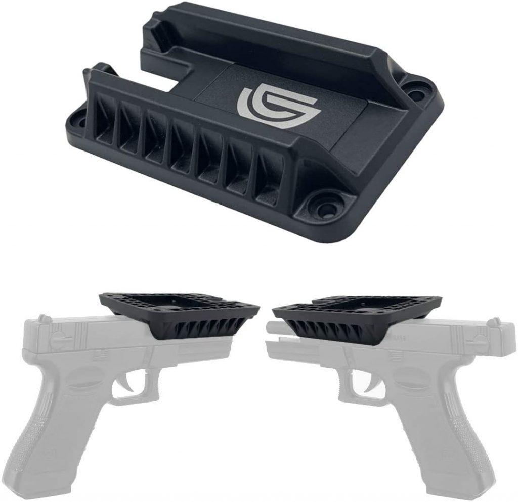 magnetic gun mount